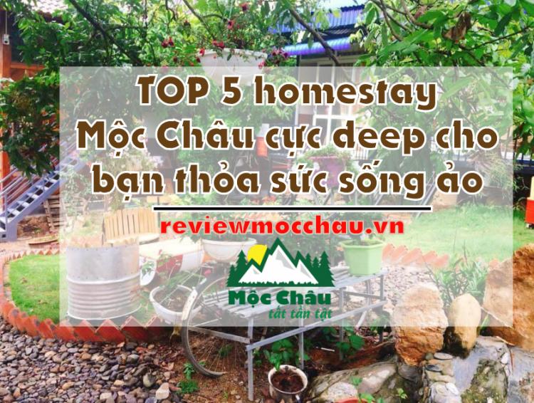 top 5 home stay dep nhat moc chau 1 750x566 - TOP 5 homestay Mộc Châu cực deep cho bạn thỏa sức sống ảo