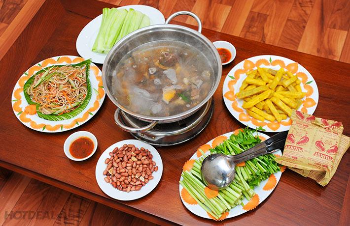 lau ngua thang co dac san moc chau 1 - Điểm danh 11 món ăn đặc sản Mộc Châu nhất định không thể bỏ lỡ