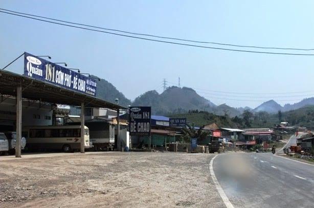 nha hang xuan bac 181 - Điểm danh những nhà hàng đặc sản ngon tại Mộc Châu P1