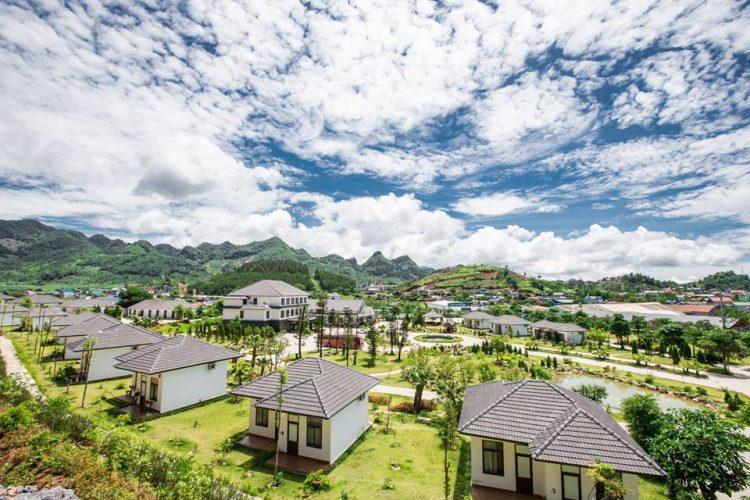 thao nguyen resort moc chau 750x500 - Kinh nghiệm du lịch mùa hoa mận Mộc Châu