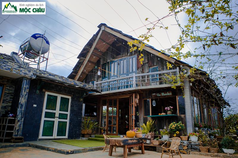 The Meadow Homestay 4 - Review chi tiết The Meadow Homestay Mộc Châu | Review Mộc Châu