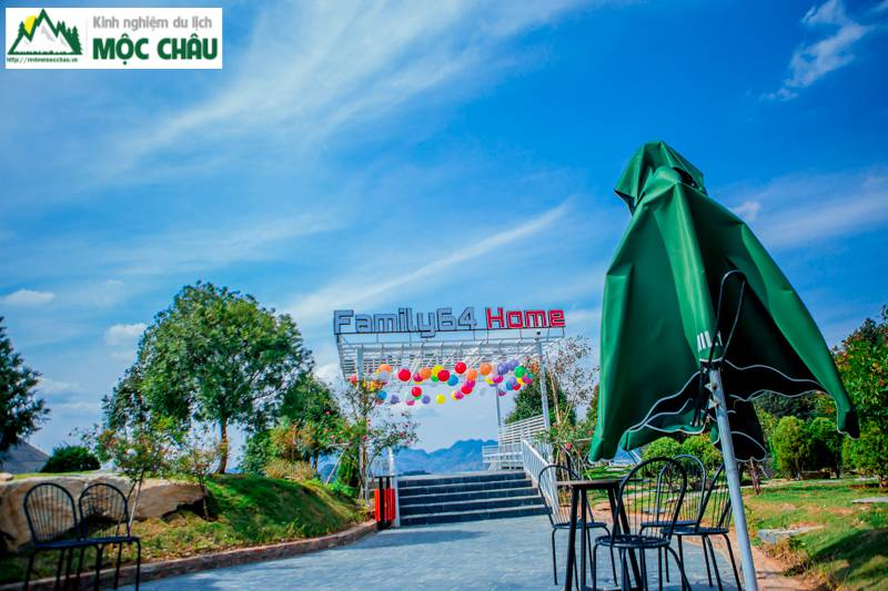 family 64 moc chau review moc chau 26 - Combo Family 64 Home Mộc Châu | 990k / người