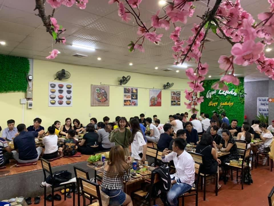 gui quan moc chau 01 - Top 7 nhà hàng Lẩu Nướng Ngon - Bổ -  Rẻ Tại Mộc Châu