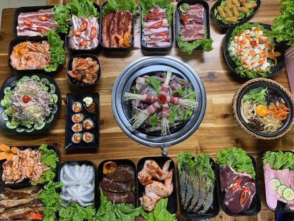 khoi bbq moc chau 03 - Top 7 nhà hàng Lẩu Nướng Ngon - Bổ -  Rẻ Tại Mộc Châu
