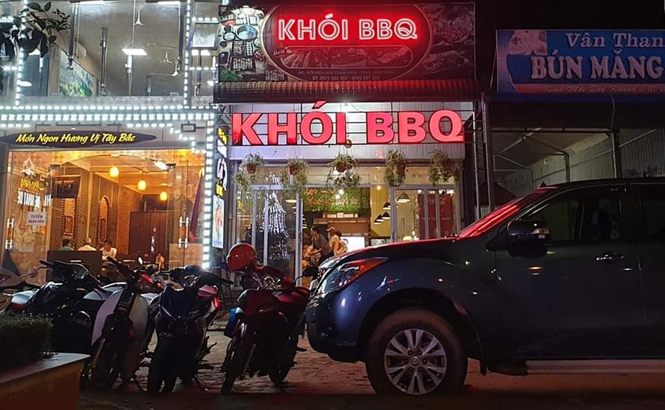 khoi bbq moc chau - Top 7 nhà hàng Lẩu Nướng Ngon - Bổ -  Rẻ Tại Mộc Châu