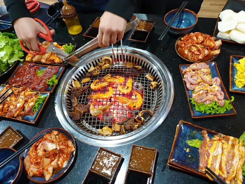 lau nuong 90 moc chau 01 Copy - Top 7 nhà hàng Lẩu Nướng Ngon - Bổ -  Rẻ Tại Mộc Châu