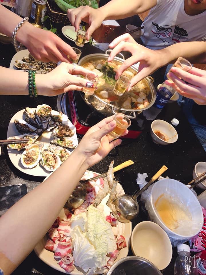 lau nuong osama moc chau 01 - Top 7 nhà hàng Lẩu Nướng Ngon - Bổ -  Rẻ Tại Mộc Châu