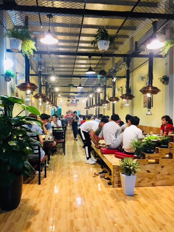 lau nuong osama moc chau 02 - Top 7 nhà hàng Lẩu Nướng Ngon - Bổ -  Rẻ Tại Mộc Châu