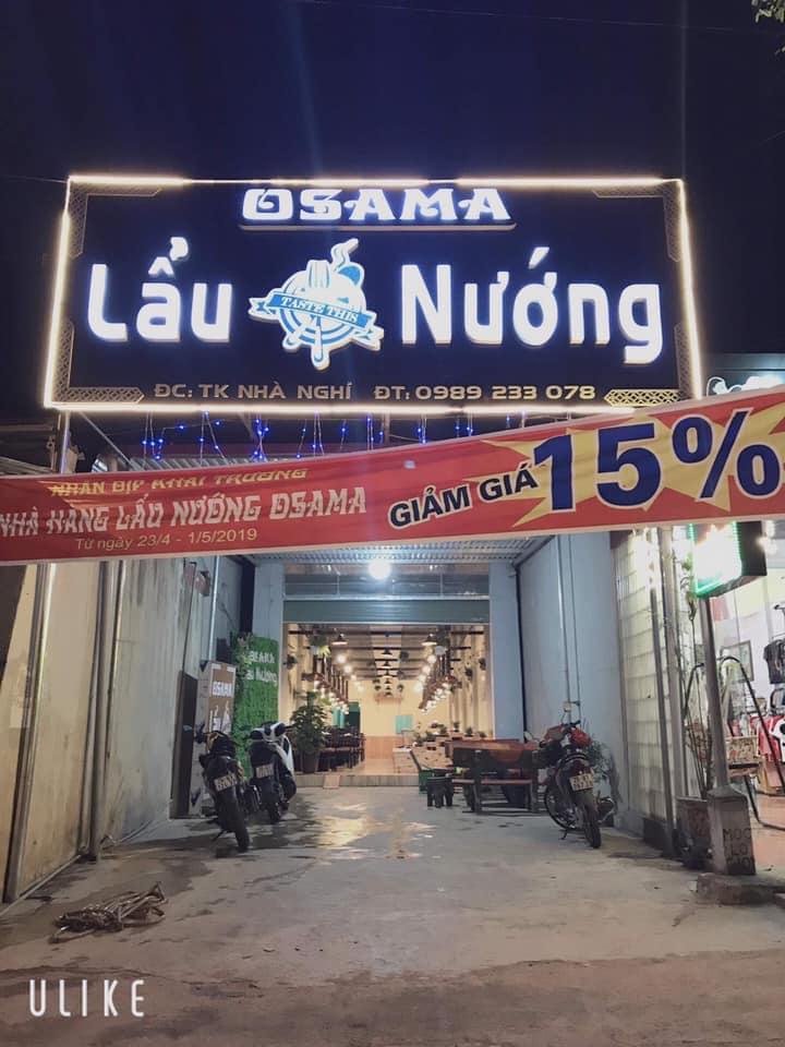 lau nuong osama moc chau - Top 7 nhà hàng Lẩu Nướng Ngon - Bổ -  Rẻ Tại Mộc Châu