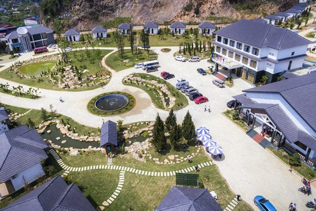 thao nguyen resort - Combo Thảo Nguyên Resort | 990k / người