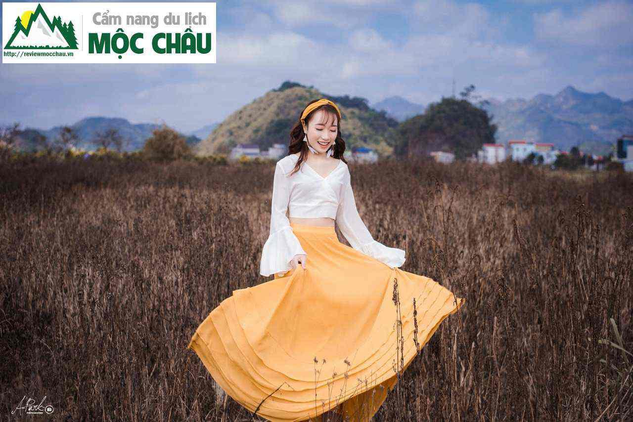 thoi trang vintage moc chau 101 - Tiệm cho thuê trang phục, phụ kiện boho, vintage đẹp Mộc Châu | Tiệm Nguyễn