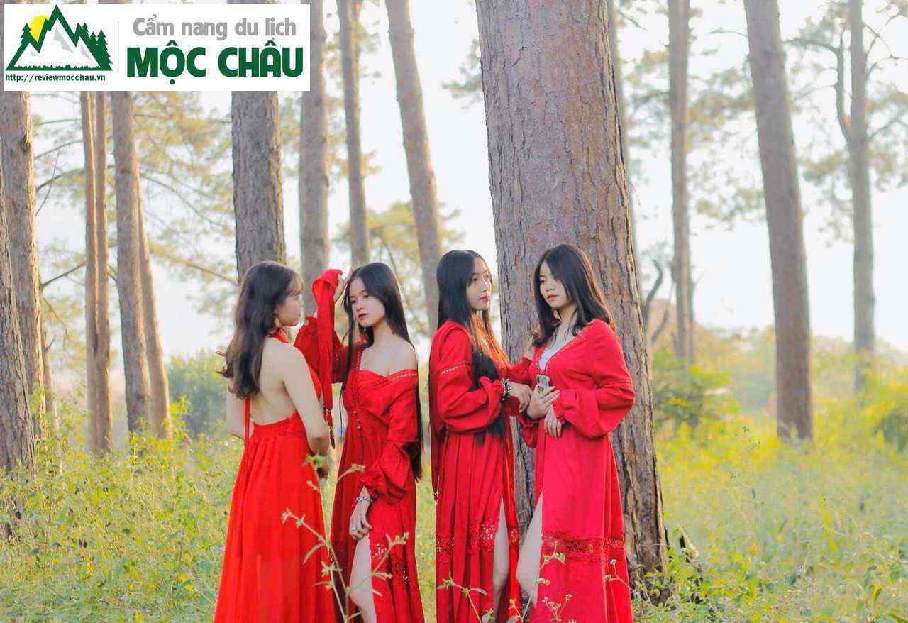 thoi trang vintage moc chau 164 - Tiệm cho thuê trang phục, phụ kiện boho, vintage đẹp Mộc Châu | Tiệm Nguyễn