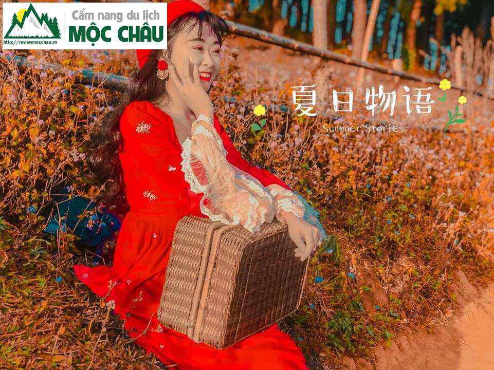 thoi trang vintage moc chau 81 - Tiệm cho thuê trang phục, phụ kiện boho, vintage đẹp Mộc Châu | Tiệm Nguyễn