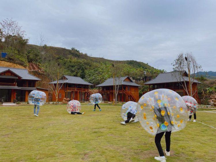 tro choi tai happyland moc chau 750x563 - Lịch trình du lịch Mộc Châu 2 ngày 1 đêm | review mộc châu