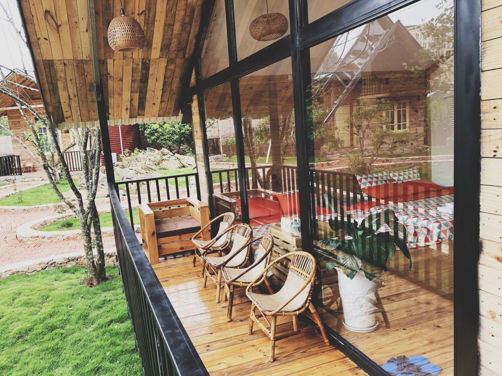 review homestay lavallee moc chau 15 - Homestay Lavallee Mộc Châu góc nhỏ yên bình thảo nguyên xanh