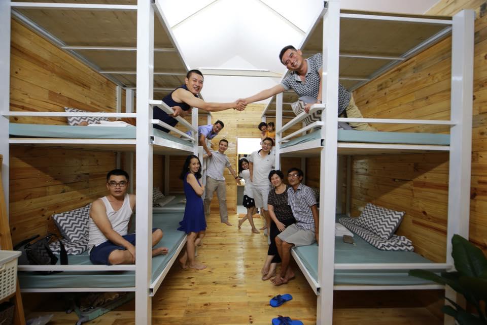 Phòng dorm tại lavalle