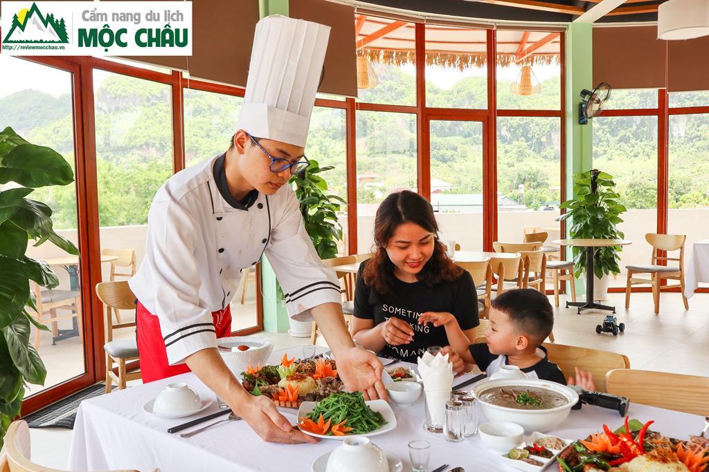Eco Garden Moc Chau 117 - Review Eco Garden Mộc Châu - Khu nghỉ dưỡng đặc biệt tại Mộc Châu
