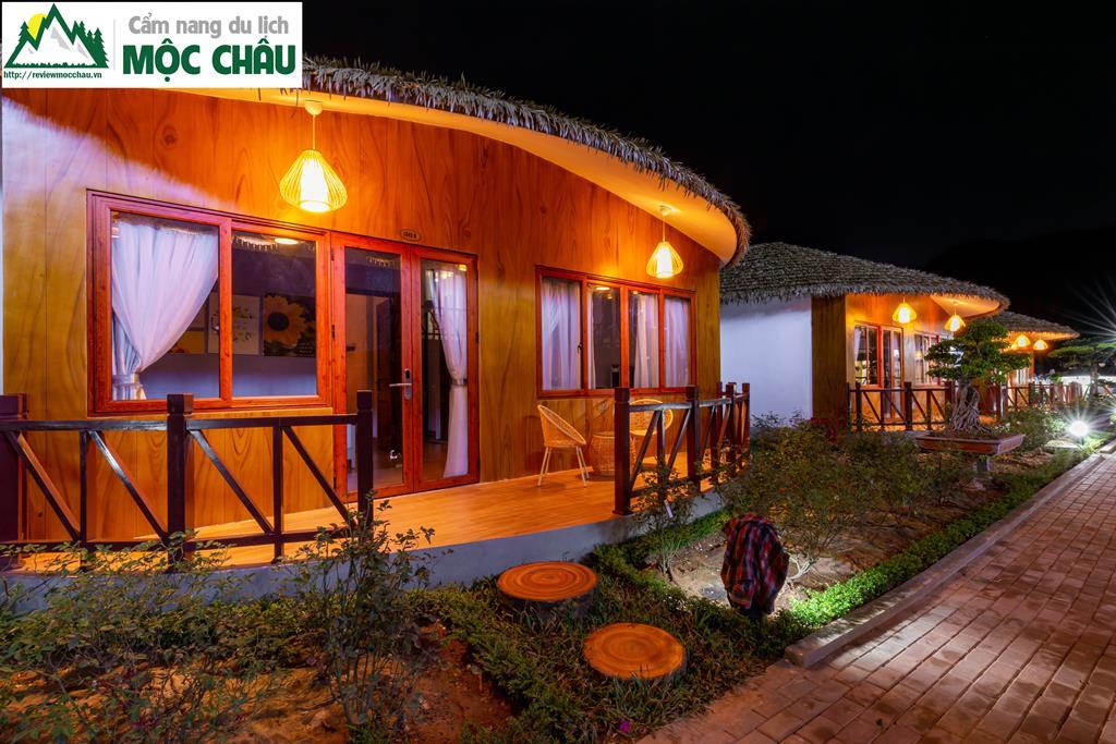 Eco Garden Moc Chau 26 - Review Eco Garden Mộc Châu - Khu nghỉ dưỡng đặc biệt tại Mộc Châu