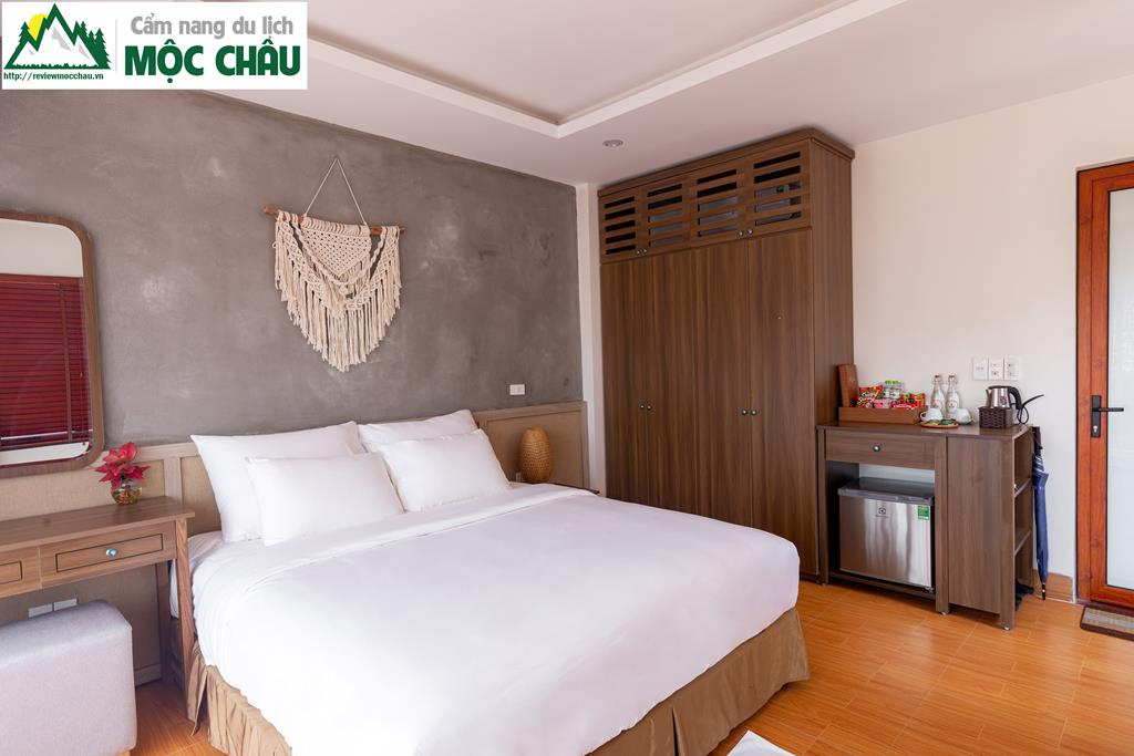 Eco Garden Moc Chau 44 - Review Eco Garden Mộc Châu - Khu nghỉ dưỡng đặc biệt tại Mộc Châu