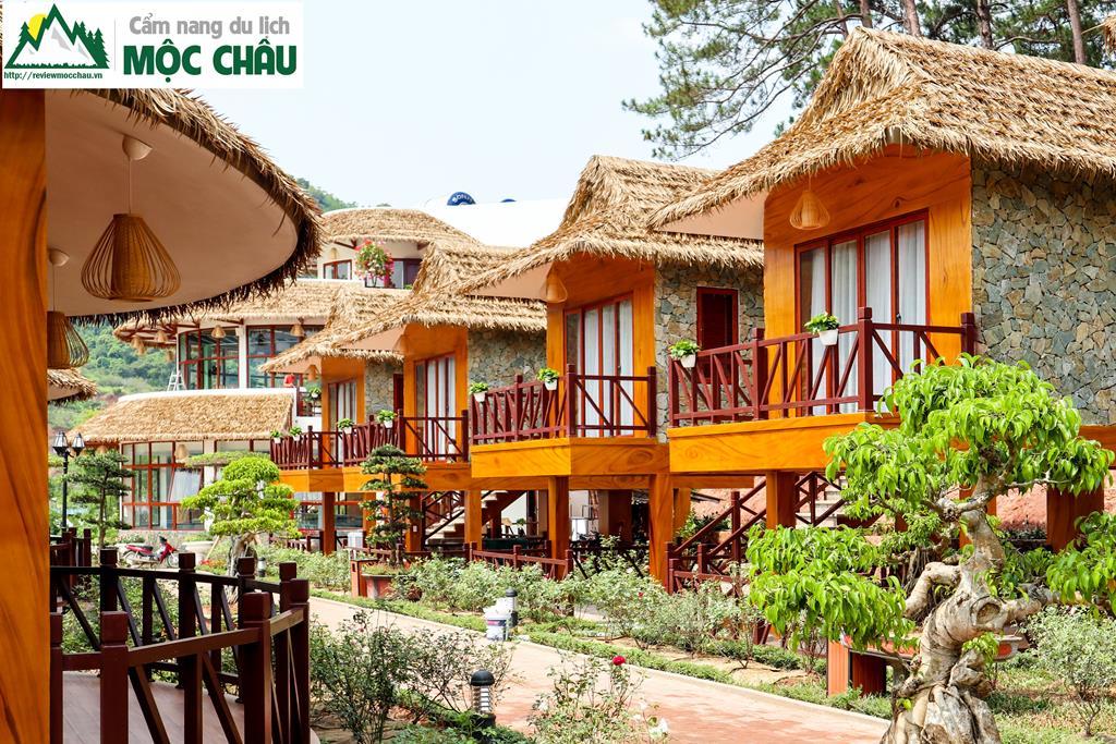 Eco Garden Moc Chau 94 - Top 5 Khu nghỉ dưỡng nổi bật nhất tại Mộc Châu