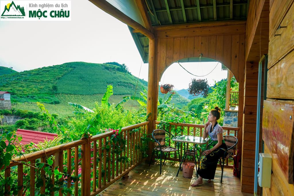 van ho ecolodgi 1 - Vân Hồ Ecolodge | không gian nghỉ dưỡng hiếm có
