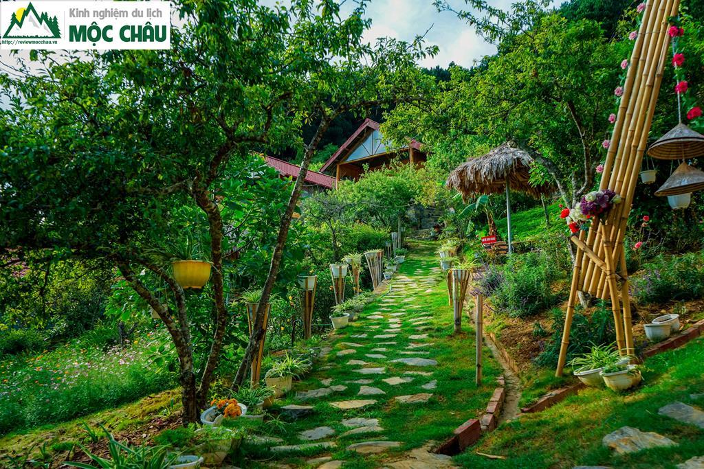 van ho ecolodgi 58 - Top 5 Khu nghỉ dưỡng nổi bật nhất tại Mộc Châu