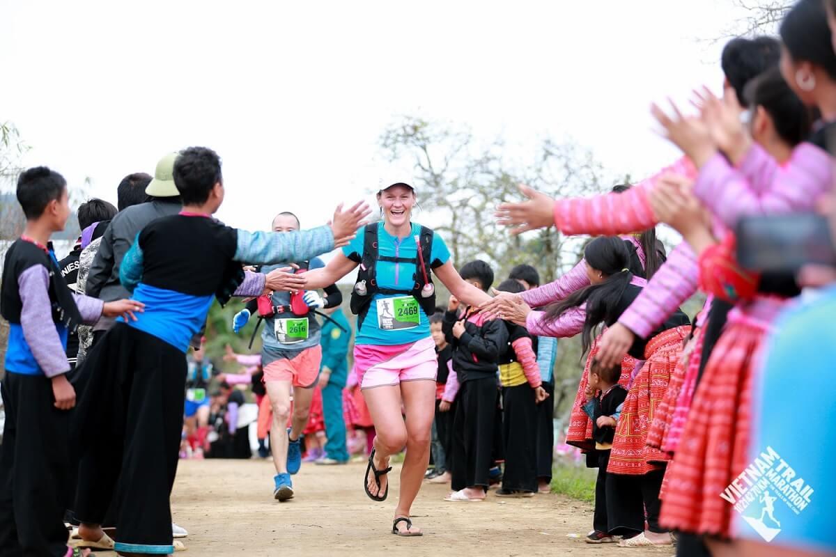 Vietnam Trail Marathon 1 - Giải chạy Vietnam Trail Marathon 2021 sẽ được tổ chức tại Mộc Châu