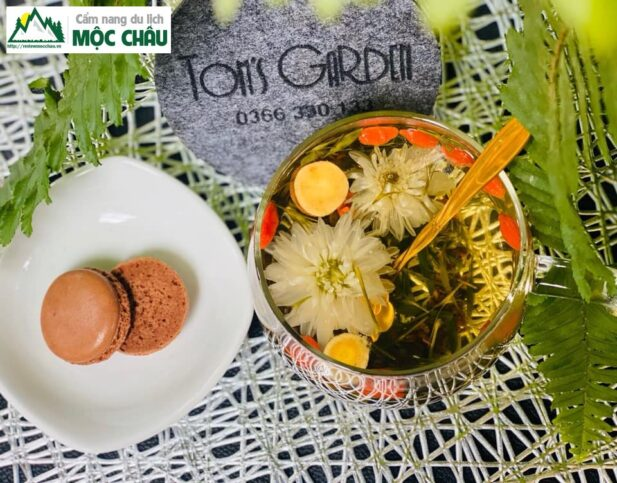 Tom's Garden Coffee more moc chau 14 617x483 - Tom's Garden Coffee & more Mộc Châu