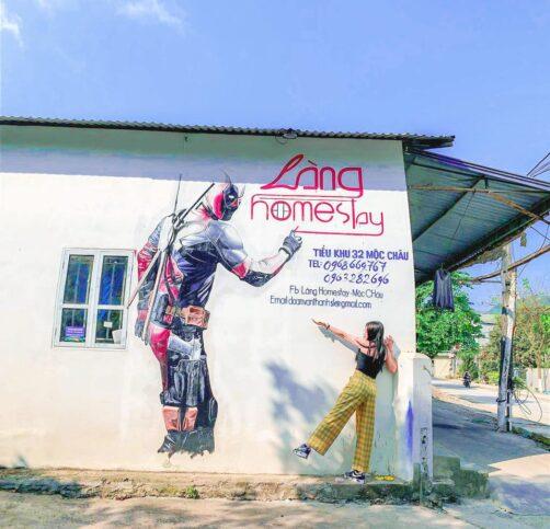 Lang home stay moc chau 18 502x483 - Làng homestay Mộc Châu góc nhỏ cực chill chốn cao nguyên