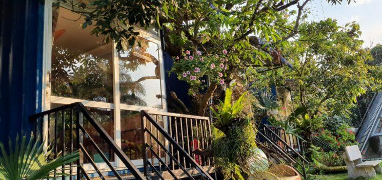Lang home stay moc chau 6 745x352 - Làng homestay Mộc Châu góc nhỏ cực chill chốn cao nguyên