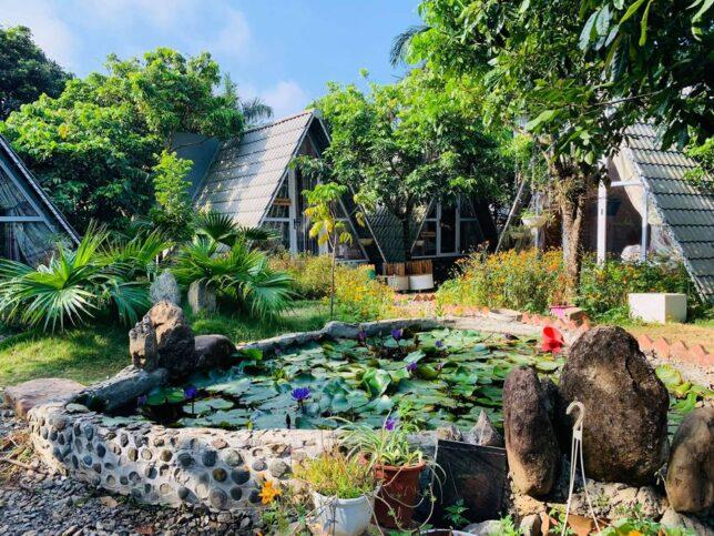 Lang home stay moc chau 8 644x483 - Làng homestay Mộc Châu góc nhỏ cực chill chốn cao nguyên