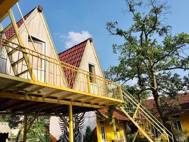 bo house homestay 1 644x483 - Review Bơ House homestay cực xinh giữa lòng thị trấn