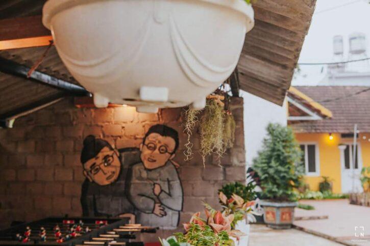 bo house homestay 4 1 725x483 - Review Bơ House homestay cực xinh giữa lòng thị trấn