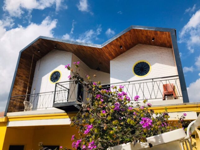 bo house homestay 6 644x483 - Review Bơ House homestay cực xinh giữa lòng thị trấn