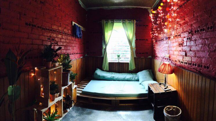 bo house homestay 7 745x417 - Review Bơ House homestay cực xinh giữa lòng thị trấn