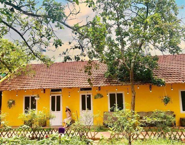 bo house homestay 9 615x483 - Review Bơ House homestay cực xinh giữa lòng thị trấn