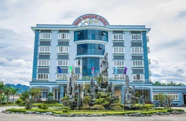 Khách sạn Thảo Nguyên Mộc Châu