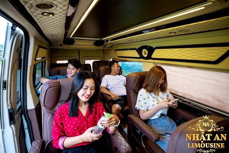 nhat an limousine 1 - Combo homestay Hoa Sữa Mộc Châu | 840k / người