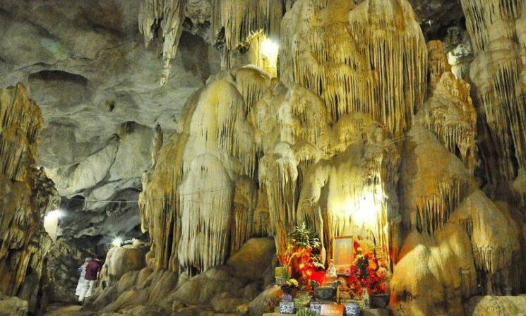 review hang doi moc chau 11 745x448 - Review hang dơi Mộc Châu | Động Sơn Mộc Hương