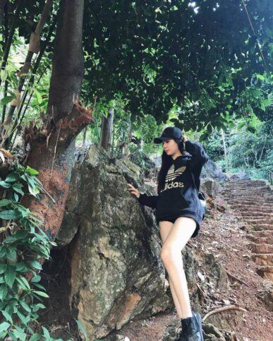 review hang doi moc chau 13 387x483 - Review hang dơi Mộc Châu | Động Sơn Mộc Hương