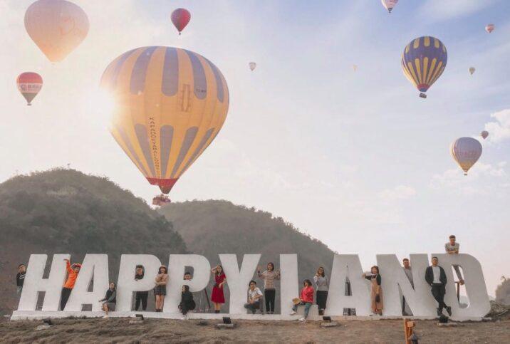 review happyland moc chau 6 716x483 - Review happyland Mộc Châu tất tần tật | Vườn hoa đẹp nhất Mộc Châu