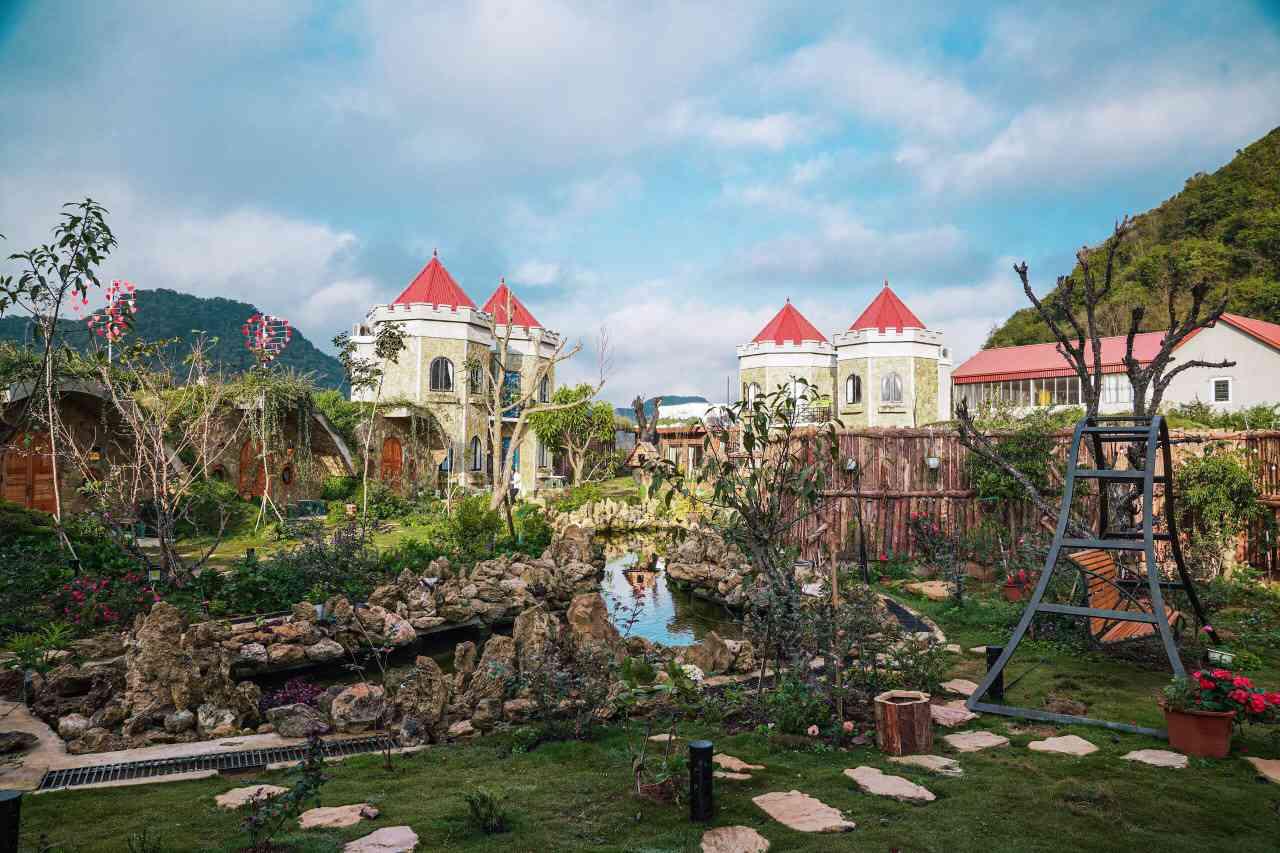review homestay hobbiton 24 - Review homestay Hobbiton Mộc Châu ngôi làng cổ tích giữa thị trấn