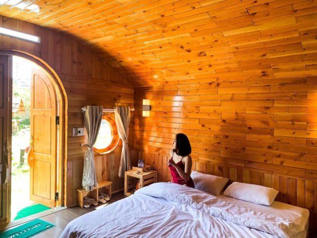 review homestay hobbiton moc chau 15 644x483 - Review homestay Hobbiton Mộc Châu ngôi làng cổ tích giữa thị trấn