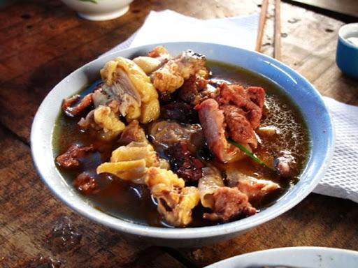 thang co moc chau 5 - Thắng cố món ăn dân dã đặc trưng khi đến với Mộc Châu