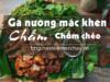 ga nuong mac khen 100x75 - Review Mộc Châu tất tần tật | Blog chia sẻ kinh nghiệm du lịch Mộc Châu