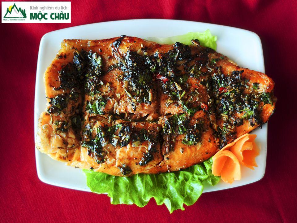review ca hoi moc chau 1 result - Review Cá hồi Mộc Châu, ăn cá hồi ở đâu và những điều bạn chưa biết