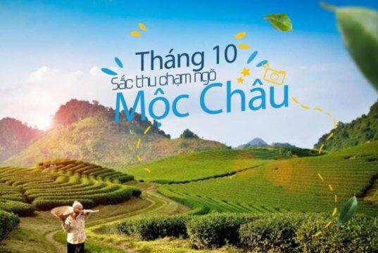 review moc chau thang 10 537x360 - Review Mộc Châu tất tần tật | Blog chia sẻ kinh nghiệm du lịch Mộc Châu
