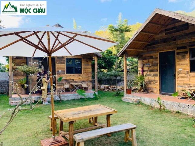review nha ben suoi homestay 13 644x483 - Review chi tiết nhà bên suối homestay Mộc Châu |  House By Lake