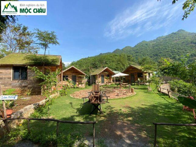 review nha ben suoi homestay 14 644x483 - Review chi tiết nhà bên suối homestay Mộc Châu |  House By Lake