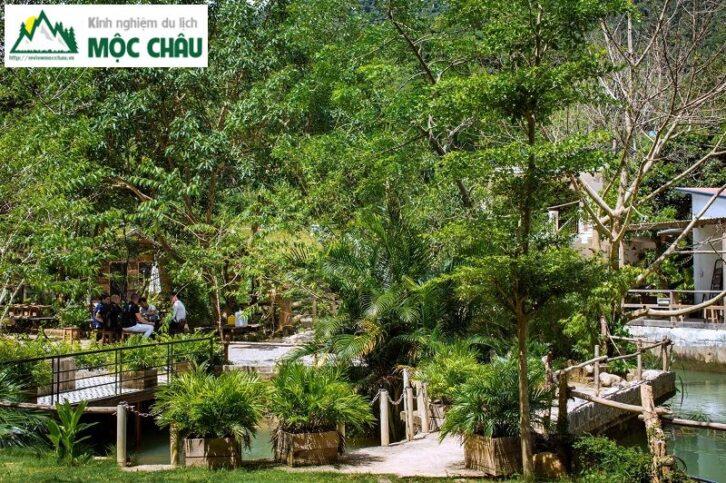 review nha ben suoi homestay 7 726x483 - Review chi tiết nhà bên suối homestay Mộc Châu |  House By Lake